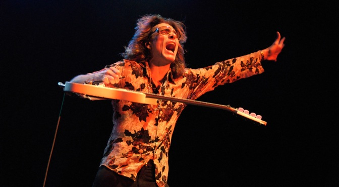 Steve Vai: A Spiritual Journey Through Vegetarianism